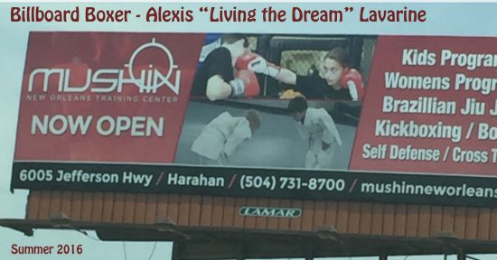 Billboard Boxer