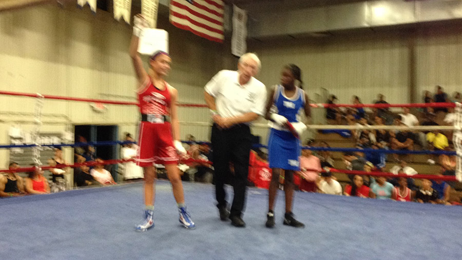 Alexis Lavarine 2015 in September won the Title National champion held in Doraville Georgia