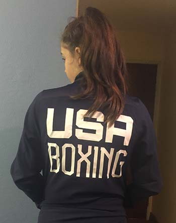 USA Team Apparel given to all National Team Members for winning!!! Sponsored by Under Armour and Sting.