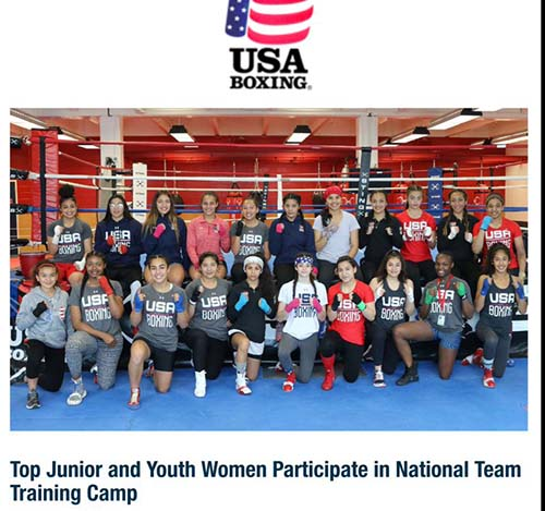 USA Boxing Feature News, Picture credit USA Boxing