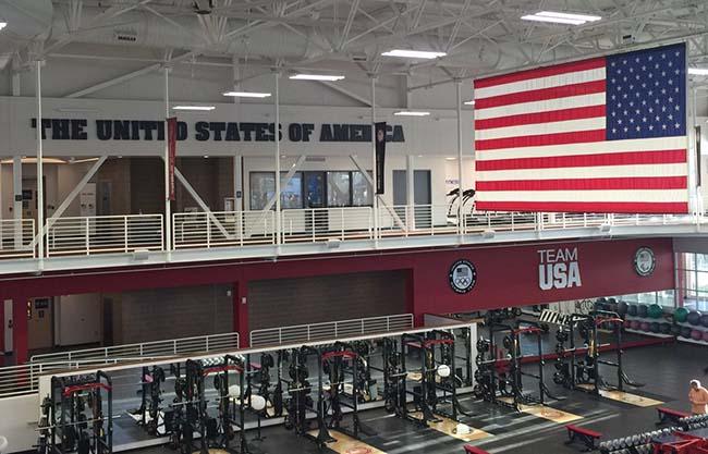 US Olympic Training Center 4