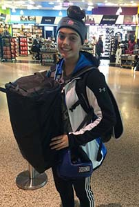 Alexis comes home from Utah as the USA BoxingNational Championships