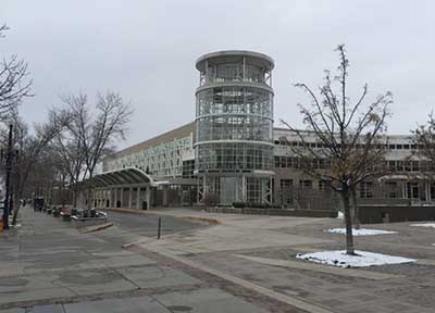 Salt Palace Events Center, Salt Lake City